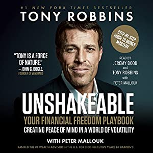 by Tony Robbins (Author, Narrator), Jeremy Bobb (Narrator), Simon & Schuster Audio (Publisher) (296)  Buy new: $20.99$20.95