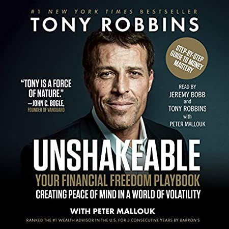 by Tony Robbins (Author, Narrator), Jeremy Bobb (Narrator), Simon & Schuster Audio (Publisher)(302)Buy new: $20.99$20.95
