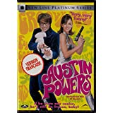 Austin Powers - Austin Powers: International Man of Mystery (English/French) 1997 (Widescreen) Doublé au Québec