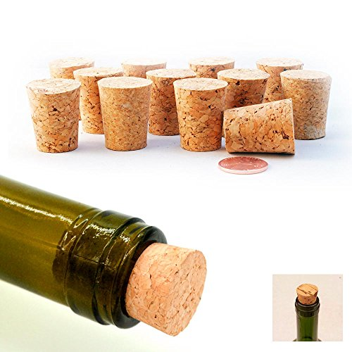 16 Tapered Wine Stopper Plug Cap Bottle Cork Plug Decantor Wooden Jar Spout Brew