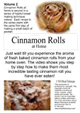 Cinnamon Rolls at Home