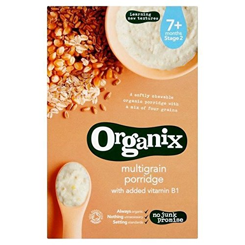 Organix | Multigrain Porridge | 4 x 200g