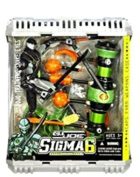 G.I. Joe: Sigma 6 Commando > Dojo Training Snake-Eyes Action ...