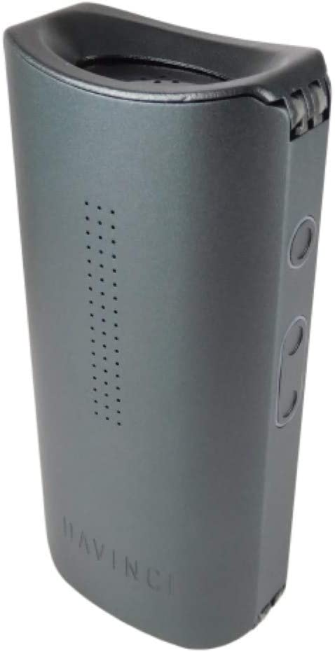 Vaporizador Davinci IQ (arma de fuego)