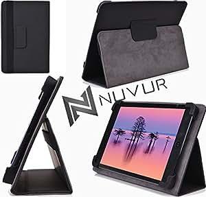 Black / Adjustable Stand Cover Case Icemobile G7 NuVur &153; |MU08EXK1|