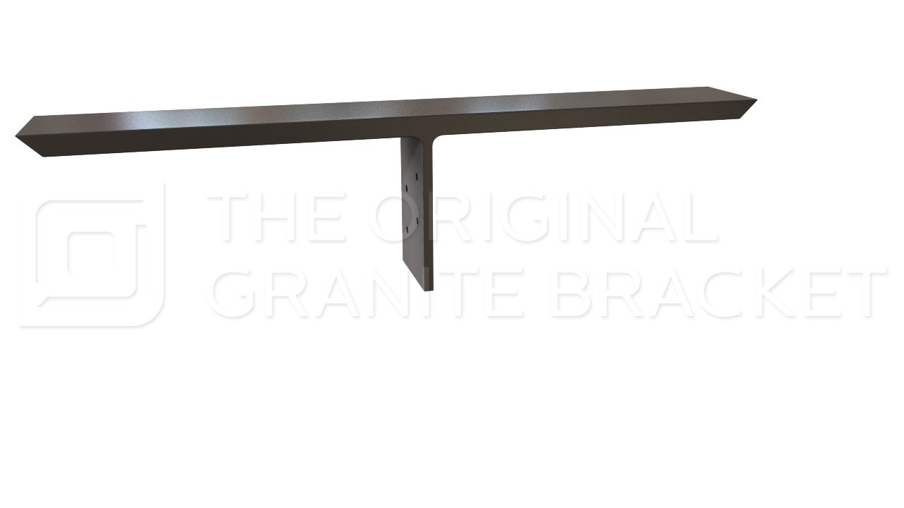 Countertop Support Bracket 24' Tbracket Wholesale Hidden Granite Brackets B00S5DCX36