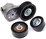 Drive Belt Tensioner and Idler Pulley Kit (ERR6439) for Land Rover Discovery 2 and Range Rover