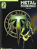 Metal Lead Guitar Primer, Troy Stetina, 079351097X