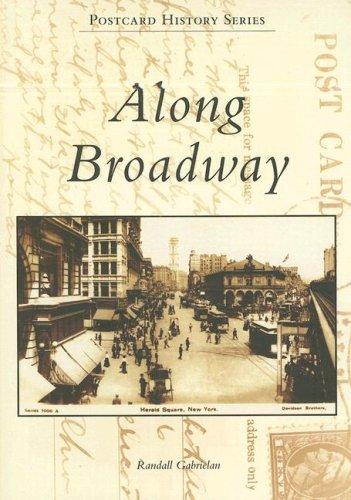Along Broadway (NY) (Postcard History - York New Square Ny Herald