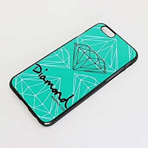 Diamond Supply Co Hd Image Plastic Case Cover for Iphone 6 (4.7) Case Black Hard Shell Nice Packaged By Lindas