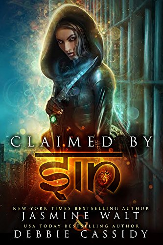 Claimed by Sin: an Urban Fantasy Novel (The Gatekeeper Chronicles Book 3) cover