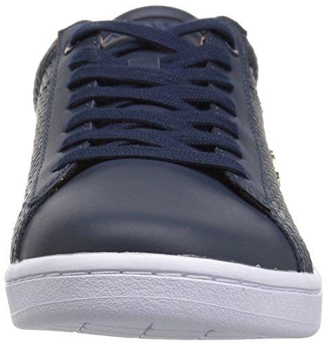Lacoste Frauen Carnaby EVO 118 5 Spw Sneaker Navy / Pink