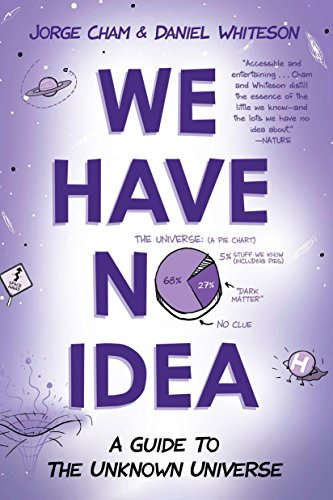 - We Have No Idea: A Guide to the Unknown Universe