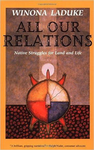 Livres en ligne à télécharger gratuitementAll Our Relations: Native Struggles for Land and Life (Littérature Française) PDF FB2 iBook by Winona LaDuke