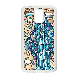 Stained Glass New Style High Quality Comstom Protective case cover For Samsung Galaxy S5