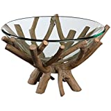 Uttermost 19851 Thoro Wood Bowl