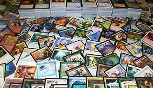 Land Magic Card (200 Magic the Gathering Cards Rares/Uncommons ONLY!!! MTG Foils/mythics possible! Personal collection bulk lot!)