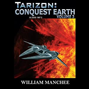 Tarizon: Conquest Earth Audiobook
