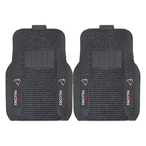 Falcons Nylon Face Deluxe Car Mat ()