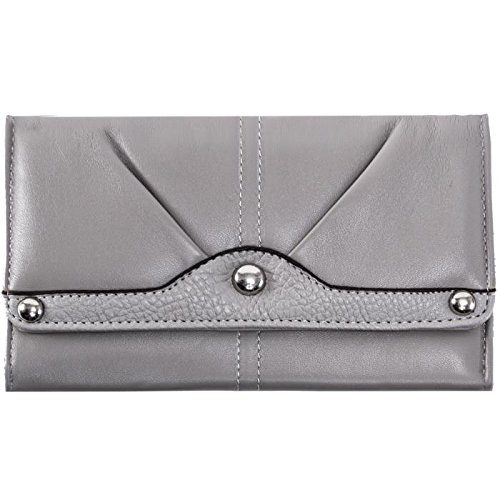 parinda-womens-eveline-tri-fold-snap-closure-wallet-pewter