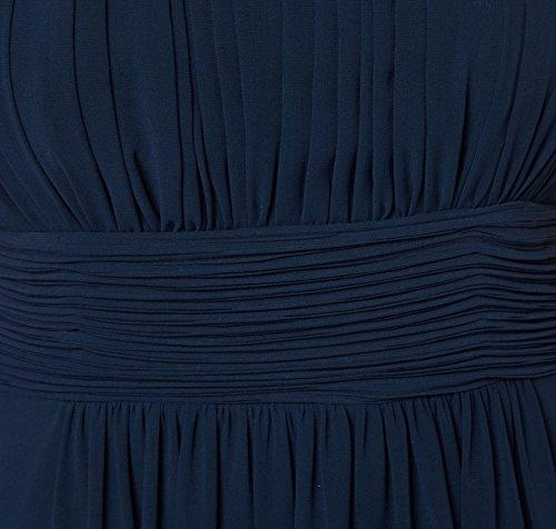 Tom Tailor Kleid Elegant Event Dress/603 - Vestido Mujer azul marino