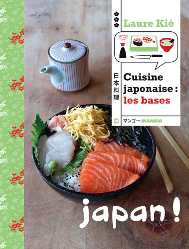 Cuisine Japonaise Les Bases Easy French Edition