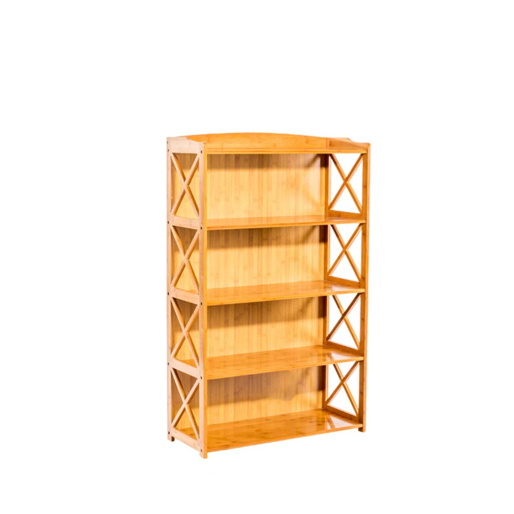 H 52X29X110cm Multi-Layer Modern Decor Bookshelf, Open Display Storage Rack Living Room Office Bookcases Furniture Wood Shelves-C 70X29X60cm