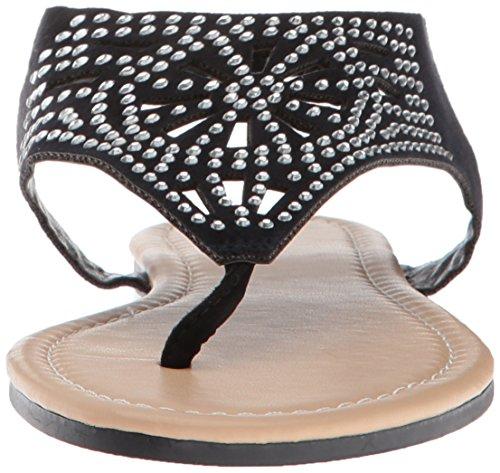 Olivia Miller 'Savona' Multi Heat Sealed Hooded Cut Out Elastic Back Strap Sandals 7is6S1HS6N