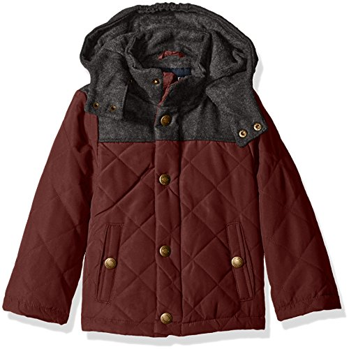 Quilted Boys Jacket - 1
