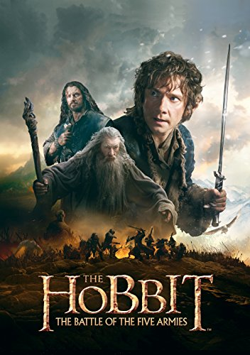 The Hobbit: The Battle of the Five Armies (2014) (Movie)