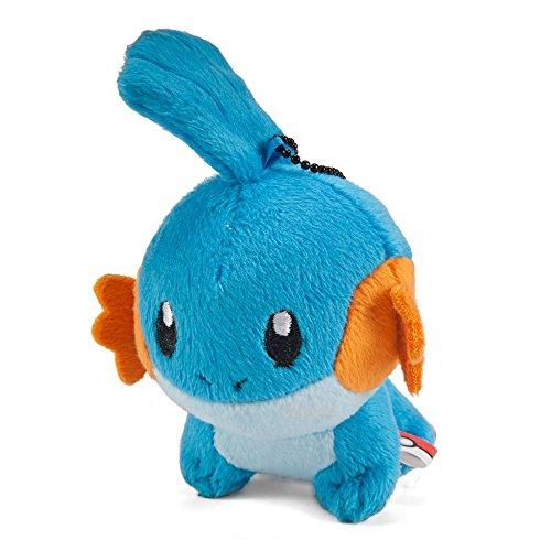 Pokemon-Omega-Ruby-Alpha-Sapphire-Collection-Mudkip-Plush-Llavero