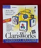 ClarisWorks 4.0 Internet Edition, CD-ROM, Windows