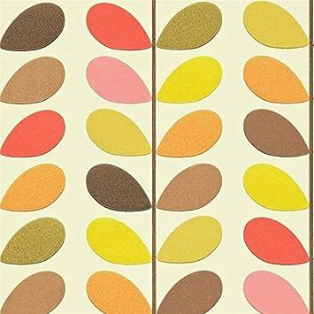 Orla Kiely Papier Peint Harlequin Hibiscus Multi Souches 110386