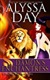 Damon's Enchantress: A Cardinal Witches paranormal romance (The Cardinal Witches) (Volume 3)