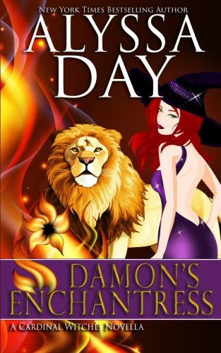 Download Damon's Enchantress: A Cardinal Witches paranormal romance (The Cardinal Witches) (Volume 3) PDF
