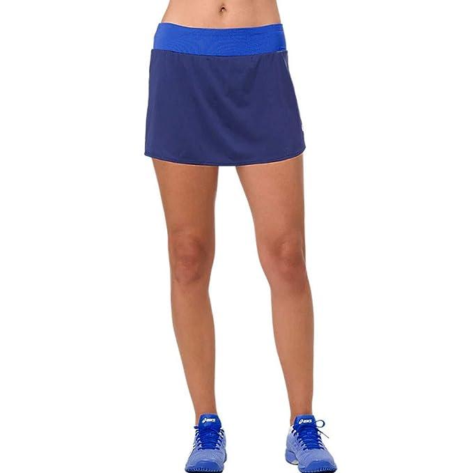 Asics Womens Tenis Falda Pantalón - SS19 - S: Amazon.es: Ropa y ...