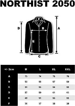 BOLF - Camisa casual - Manga Larga - para hombre Dunkelblau_2050 Large: Amazon.es: Ropa y accesorios
