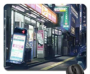 city Mouse Pad, Mousepad (10.2 x 8.3 x 0.12 inches)