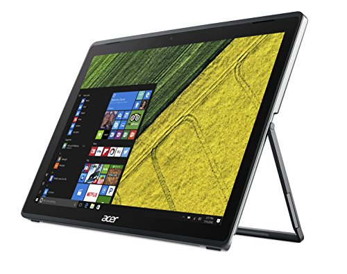 "Acer Switch 3, 12.2"" Full HD Touch 2-n-1 Laptop/Tablet, Pentium N4200, 4GB LPDDR3, 64GB Storage, Windows 10 Home, Active Pen, SW312-31-P946"