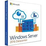 Windows Server Datacenter 2016 | 64 Bit | 16 Core