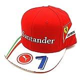 Scuderia Ferrari 2016 Kimi Raikkonen Cap