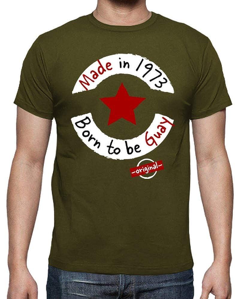 latostadora - Camiseta Made In 1973 Born To Be para Hombre ...