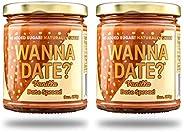 Wanna Date? Vanilla Date Spread, Vegan, Paleo Friendly, Gluten-Free, Dairy-Free, Non-GMO, No Added Sugar, No C