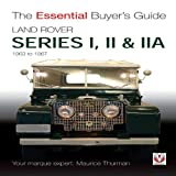 Land Rover Series I, II and IIA, Maurice Thurman, 1845843487