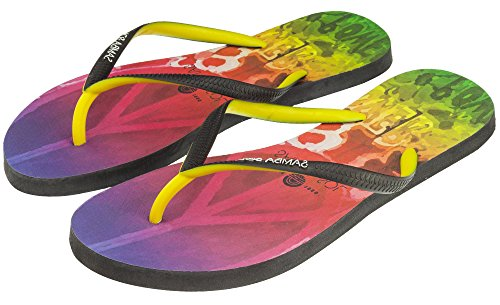 Samba Sol Mens Modekollektion Flip Flops - Modet Och Bekväma. Trendiga Och Klassiska Sandaler I Womens, Mens, Och Barn. Hippie Fred