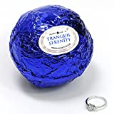 Bath Bomb with Surprise Size Ring Inside Tranquil