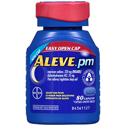 Aleve Easy Open Caplets Count product image
