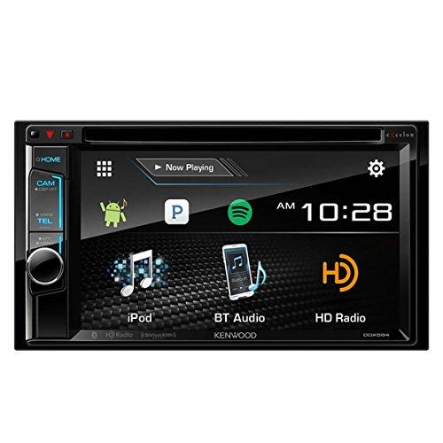 Kenwood In-Dash 2-DIN Bluetooth Monitor Receiver