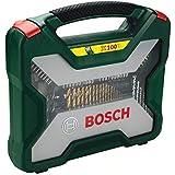 Bosch Drill And Screwdriver Bit Set Of 100pcs - 2607019330