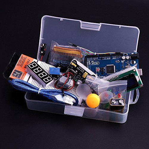 Elegoo mega r project starter kit for arduino